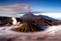 Bromo and Semeru (2)