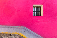 colorful Mexican architecture