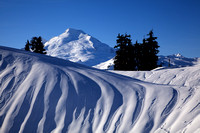 Mt Baker - Waves of Snow