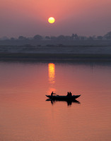 Ganges Sunrise (1)